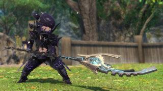 FF14 竜騎士 槍 アラガンスピア
