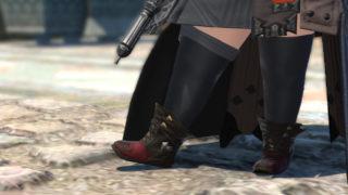 FF14 赤い靴 ハデスクラコー