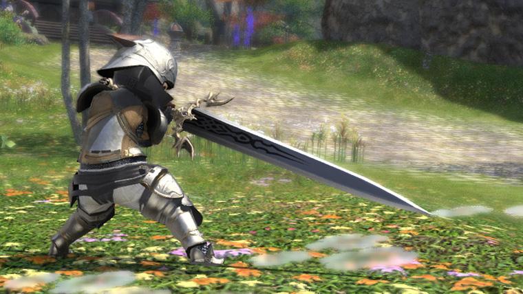 FF14 カッコイイ 両手剣 ロックハート 暗黒騎士 ミラプリ