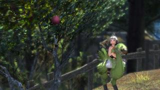 チョコボ アップルグリーン