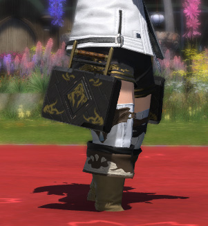 FF14 ミラプリ アベンジャー 格闘 モンク ララフェル