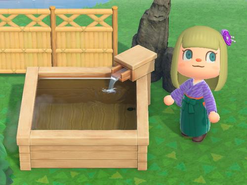 森 場 風呂 あつ お
