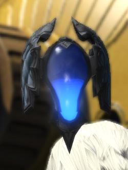 FF14 ミラプリ ララフェル 赤魔道士 ハードシルバーフルーレ かっこいい 青