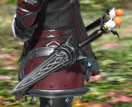 FF14 ミラプリ 忍者 モグモグナイフ かわいい ララフェル
